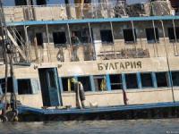 В память о погибших на теплоходе Булгария