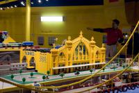 Барселона: площадка для детей из Lego