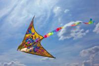 В курортном городе Дьеп состоится фестиваль воздушных змеев