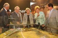 Фото с мероприятия, посвященного вручению памятного знака ЮНЕСКО